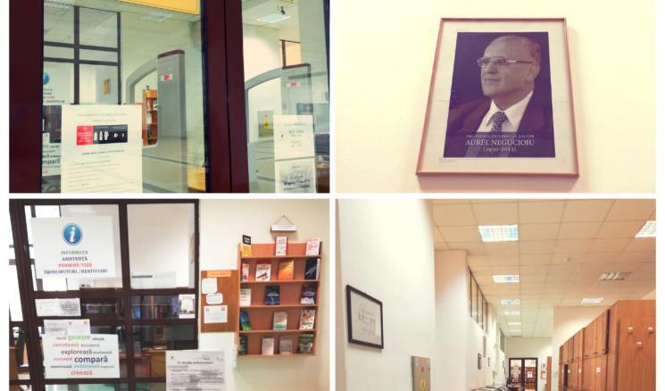 Biblioteca de Ştiinţe Economice şi Gestiunea Afacerilor