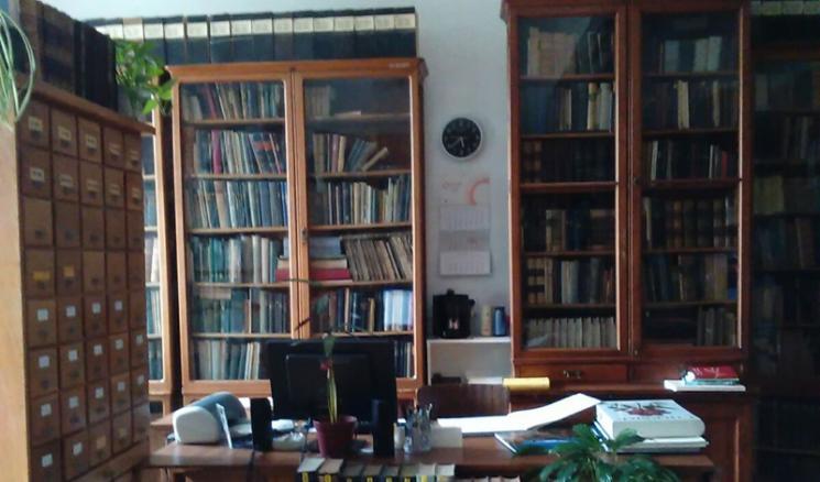 Biblioteca de Botanică
