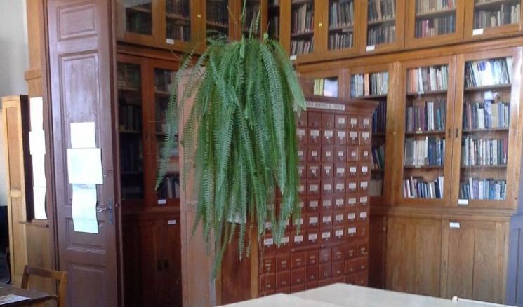 Biblioteca de Fizică