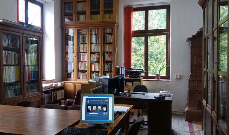 Biblioteca de Fiziologie animală