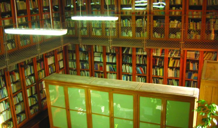 Biblioteca de Teologie romano-catolică Cluj-Napoca
