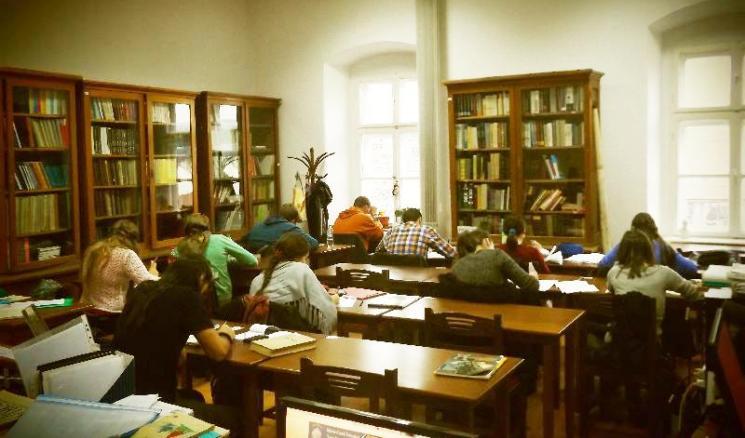 Biblioteca de Istorie veche şi istoria artei