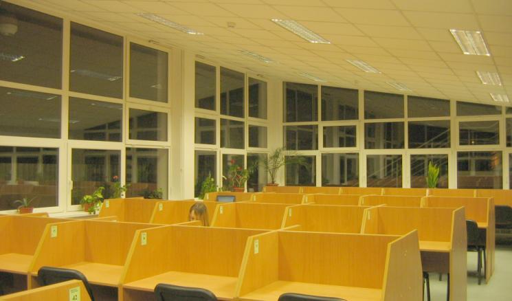 Biblioteca de Ştiinţe politice, administrative şi ale comunicării