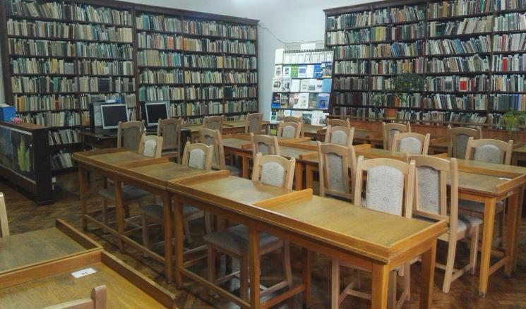 Biblioteca de Zoologie
