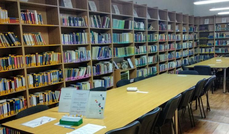 Biblioteca de Istorie modernă