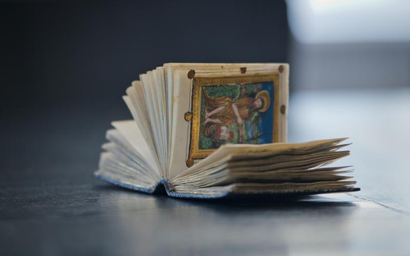 [Carte de rugăciuni]. - [S.l.], [sec.XV?]