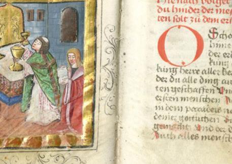 Literatura devoţională în Evul Mediu târziu