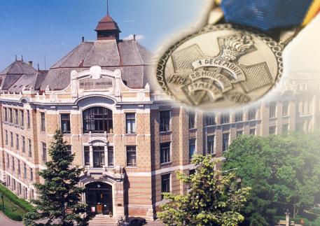 """Medalia Aniversară """"Centenarul Marii Uniri"""""""