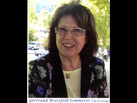 Gertraud Bretzfeld-Sommerer