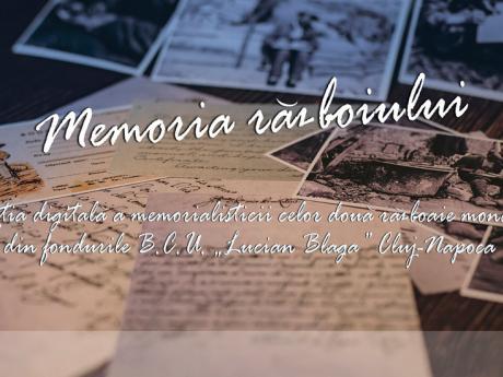 Memoria războiului